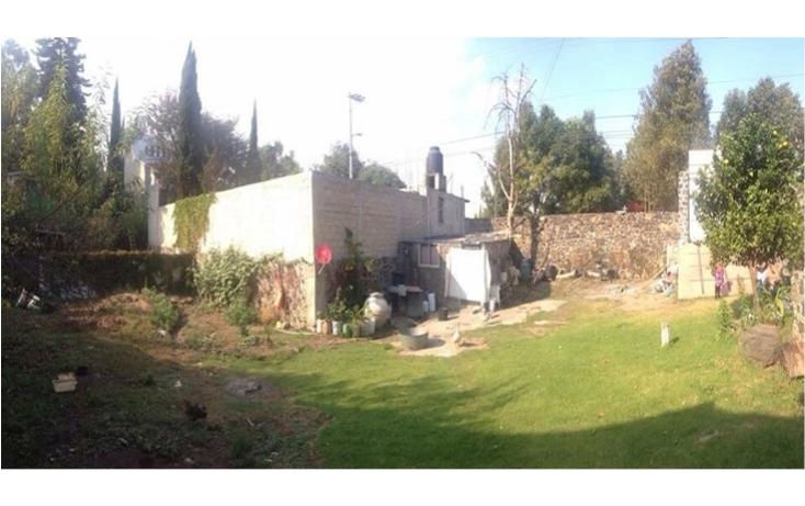 Foto de terreno habitacional en venta en  , fuentes de tepepan, tlalpan, distrito federal, 1666576 No. 02