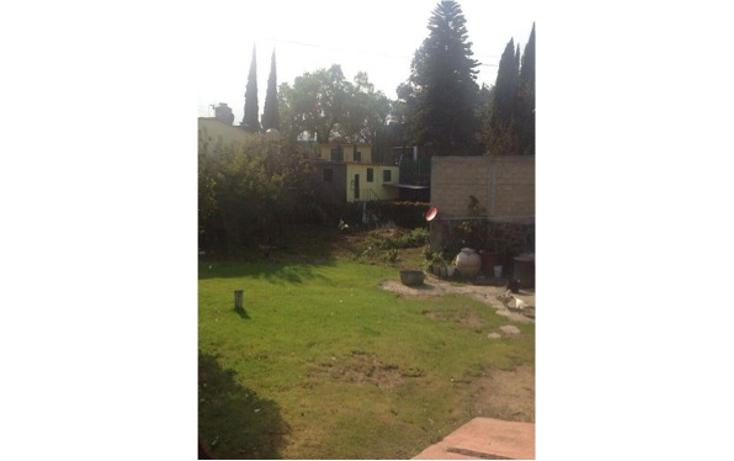 Foto de terreno habitacional en venta en  , fuentes de tepepan, tlalpan, distrito federal, 1666576 No. 03