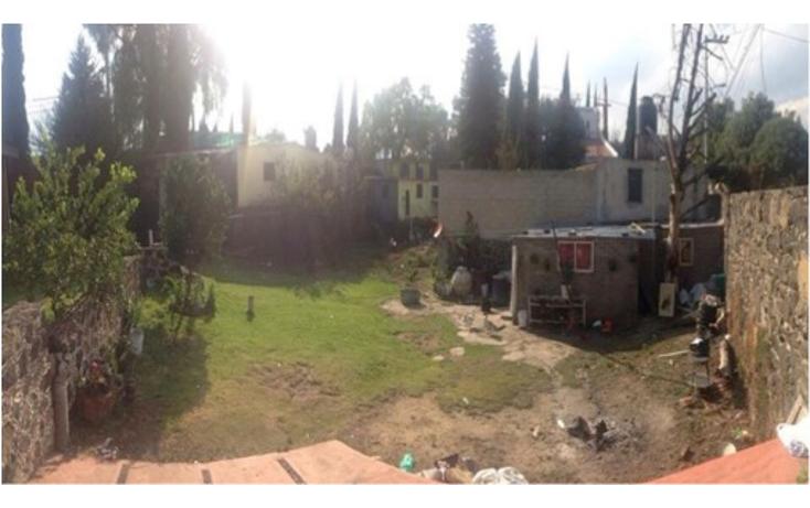 Foto de terreno habitacional en venta en  , fuentes de tepepan, tlalpan, distrito federal, 1666576 No. 04
