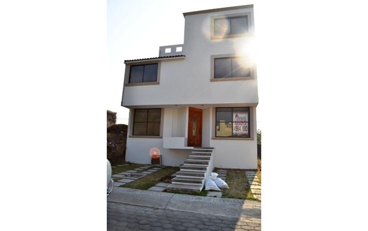 Foto de casa en venta en  , fuentes de tepepan, tlalpan, distrito federal, 1777810 No. 01
