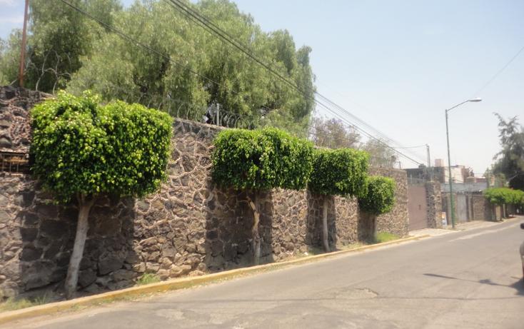Foto de terreno habitacional en venta en  , fuentes de tepepan, tlalpan, distrito federal, 1820422 No. 01