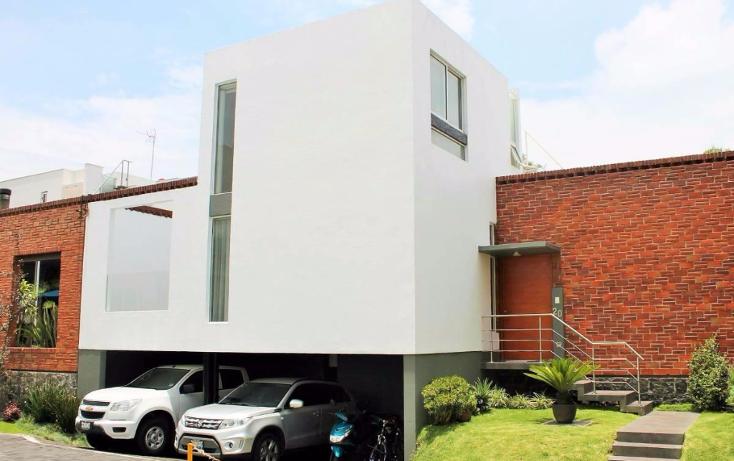 Foto de casa en venta en  , fuentes de tepepan, tlalpan, distrito federal, 2037214 No. 01