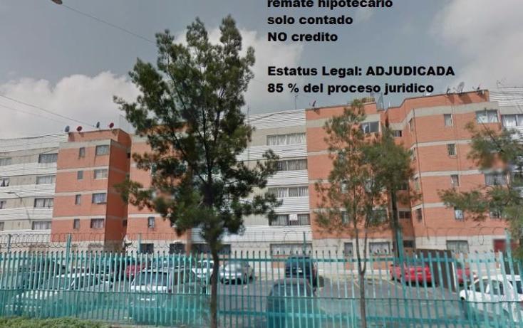 Foto de departamento en venta en francisco cesar morales , fuentes de zaragoza, iztapalapa, distrito federal, 1732810 No. 02