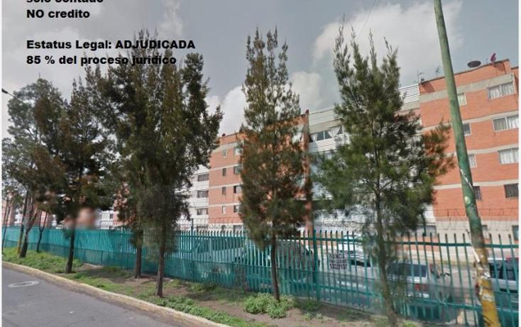 Foto de departamento en venta en  , fuentes de zaragoza, iztapalapa, distrito federal, 1732810 No. 03