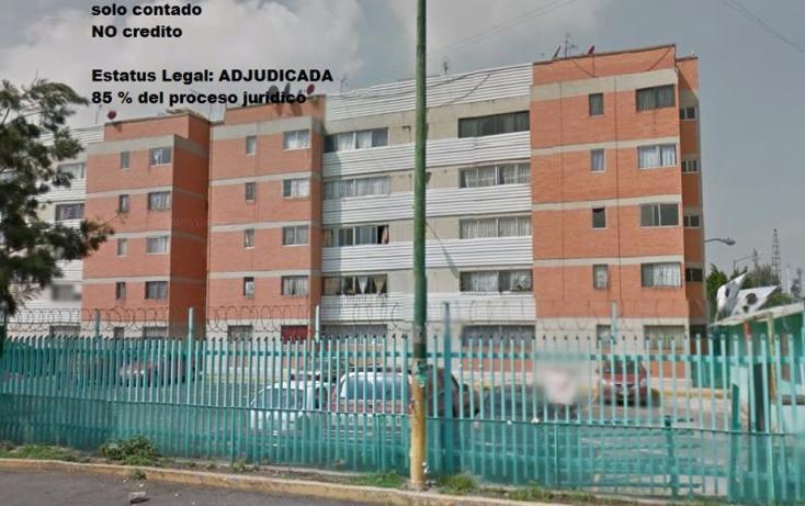 Foto de departamento en venta en  , fuentes de zaragoza, iztapalapa, distrito federal, 1732810 No. 04