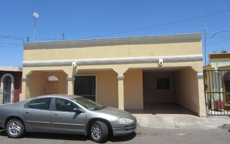 Foto de casa en venta en  , fuentes del mezquital, hermosillo, sonora, 1959817 No. 01