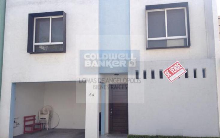 Foto de casa en condominio en venta en  , fuentes del molino sección arboledas, cuautlancingo, puebla, 1477341 No. 02