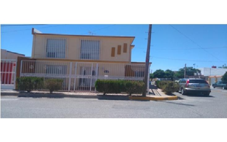 Foto de casa en venta en  , fuentes del valle, juárez, chihuahua, 1060109 No. 01