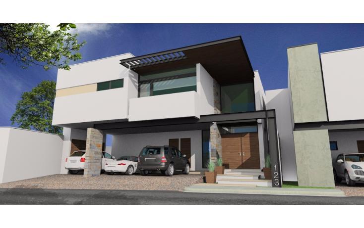 Foto de casa en venta en  , fuentes del valle, san pedro garza garcía, nuevo león, 1334857 No. 01