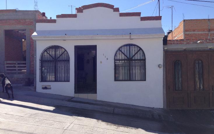 Foto de casa en venta en  , fundadores, aguascalientes, aguascalientes, 1171895 No. 01