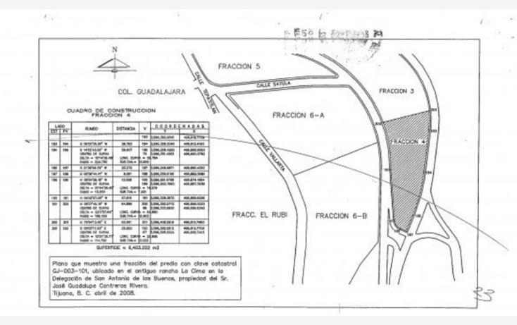 Foto de terreno comercial en venta en fundadores cumbres de juarez , cumbres de juárez, tijuana, baja california, 4236886 No. 01