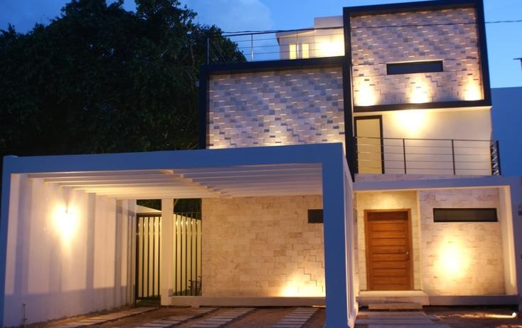 Foto de casa en venta en fundadores de playa , campestre, solidaridad, quintana roo, 720657 No. 01