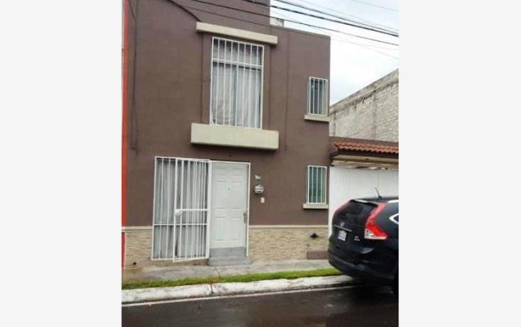 Foto de casa en venta en  , fundadores, querétaro, querétaro, 2027488 No. 01