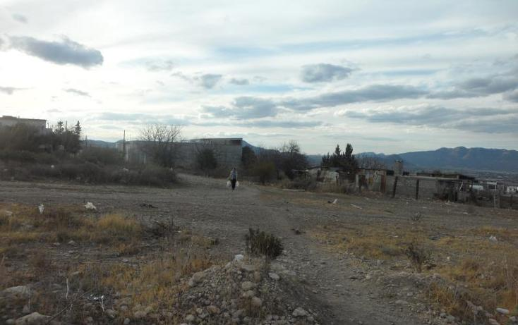 Foto de terreno habitacional en venta en  , fundadores, saltillo, coahuila de zaragoza, 479755 No. 04