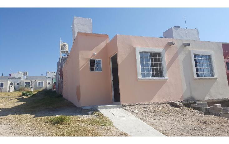 Foto de casa en condominio en venta en  , fundadores, san juan del río, querétaro, 1108175 No. 01