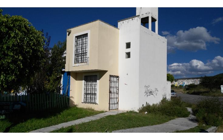 Foto de casa en venta en  , fundadores, san juan del río, querétaro, 1360975 No. 01