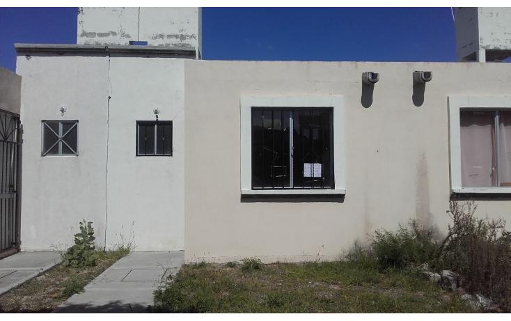 Foto de casa en venta en  , fundadores, san juan del río, querétaro, 1659926 No. 01