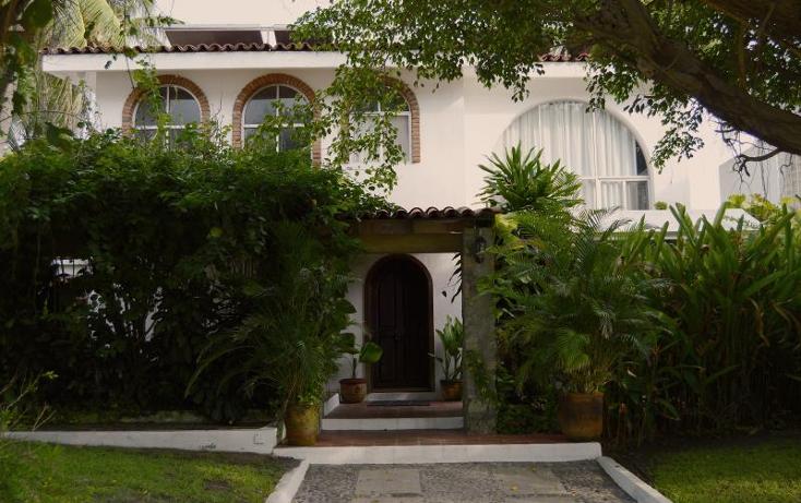 Foto de casa en renta en  g-07, club santiago, manzanillo, colima, 1659556 No. 01
