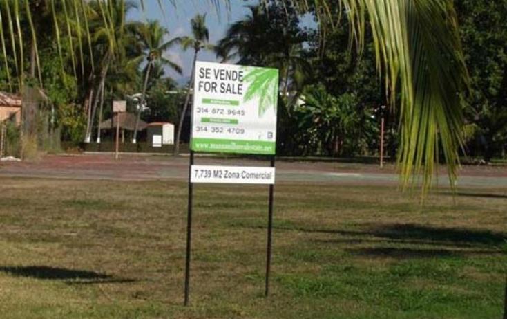 Foto de terreno habitacional en venta en  g12, club santiago, manzanillo, colima, 840401 No. 01