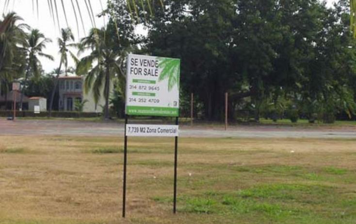 Foto de terreno habitacional en venta en  g12, club santiago, manzanillo, colima, 840401 No. 03
