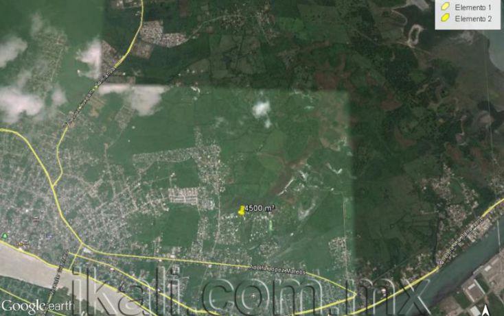 Foto de terreno habitacional en venta en gabino barrera, revolución mexicana, tuxpan, veracruz, 582362 no 09
