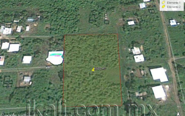 Foto de terreno habitacional en venta en gabino barrera, revolución mexicana, tuxpan, veracruz, 582362 no 10