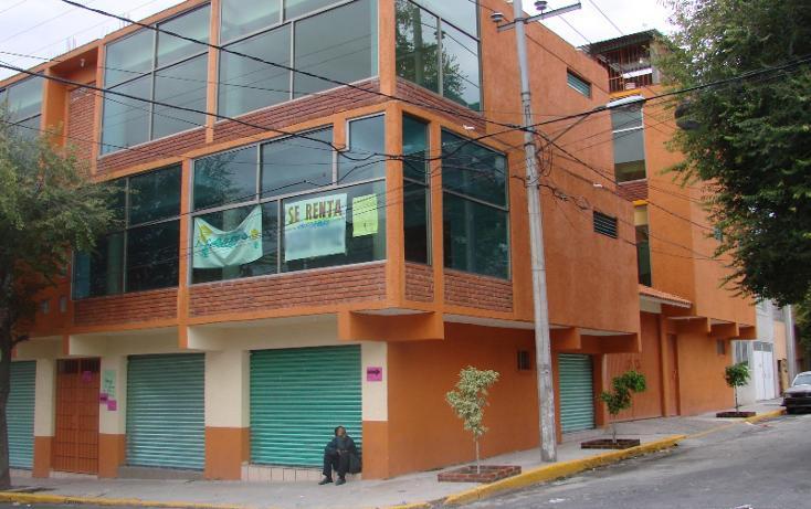 Foto de edificio en venta en  , gabriel hernández, gustavo a. madero, distrito federal, 1199963 No. 01
