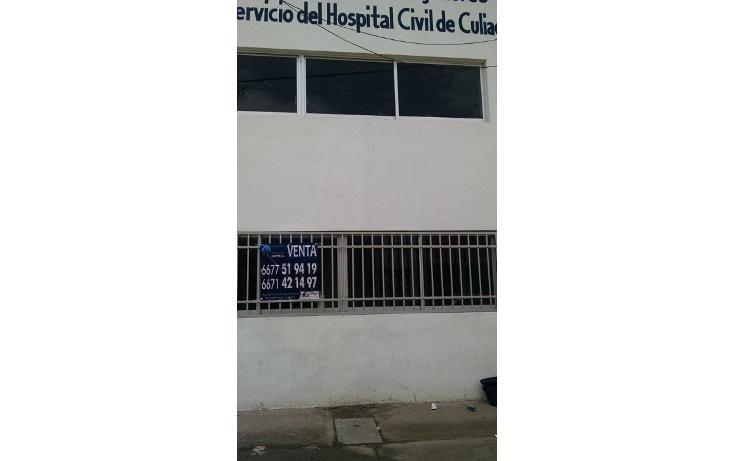 Foto de edificio en venta en  , gabriel leyva, culiacán, sinaloa, 1961862 No. 01