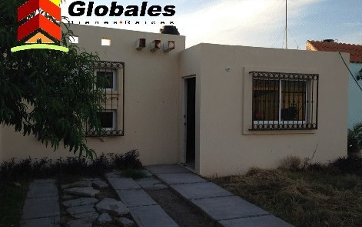 Foto de casa en venta en  , gabriel mart?nez, rioverde, san luis potos?, 1177089 No. 01
