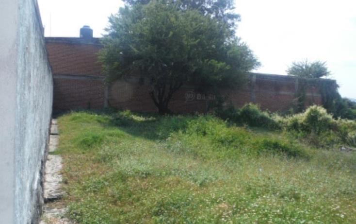 Foto de terreno habitacional en venta en  , gabriel tepepa, cuautla, morelos, 1209007 No. 01