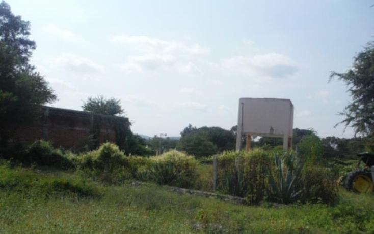 Foto de terreno habitacional en venta en  , gabriel tepepa, cuautla, morelos, 1209007 No. 02