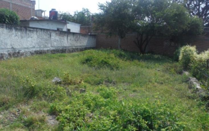 Foto de terreno habitacional en venta en  , gabriel tepepa, cuautla, morelos, 1470453 No. 04