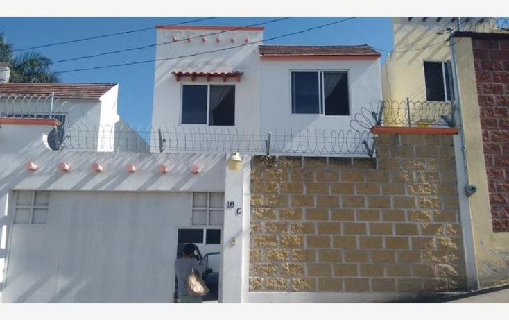 Foto de casa en venta en  , gabriel tepepa, cuautla, morelos, 1572894 No. 01