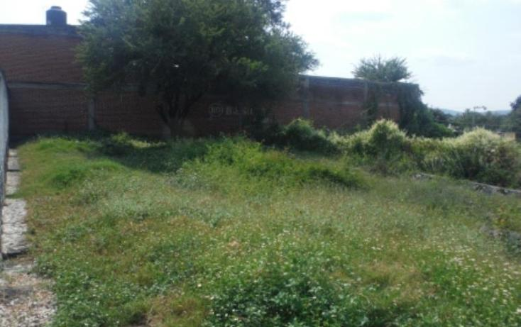 Foto de terreno habitacional en venta en  , gabriel tepepa, cuautla, morelos, 1574328 No. 04