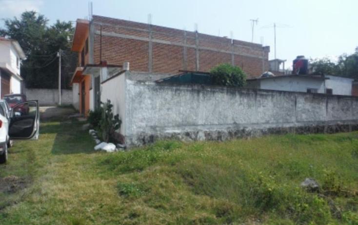 Foto de terreno habitacional en venta en  , gabriel tepepa, cuautla, morelos, 1804332 No. 04