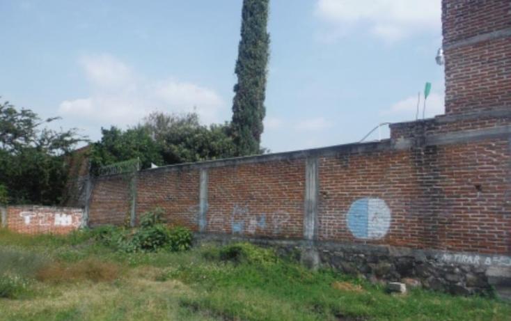 Foto de terreno habitacional en venta en  , gabriel tepepa, cuautla, morelos, 1804332 No. 06