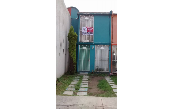 Foto de casa en venta en  , galaxia cuautitlán, cuautitlán, méxico, 1397763 No. 01