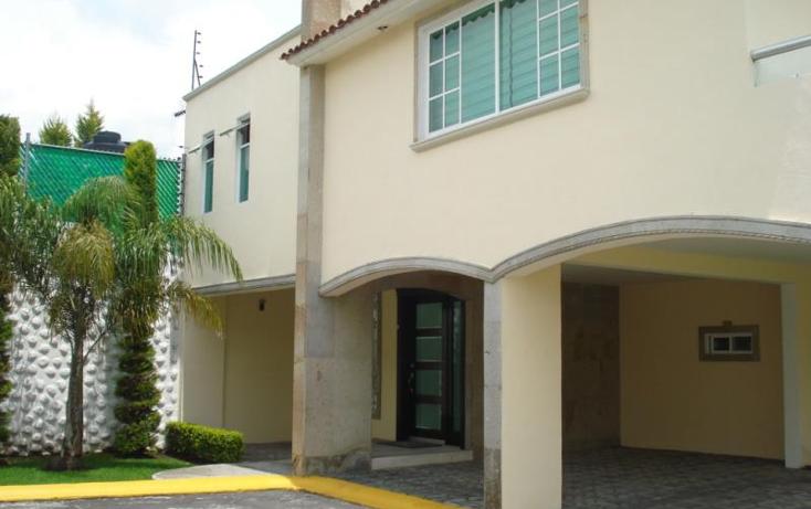 Foto de casa en venta en galeana 1000, san miguel, metepec, m?xico, 961155 No. 01