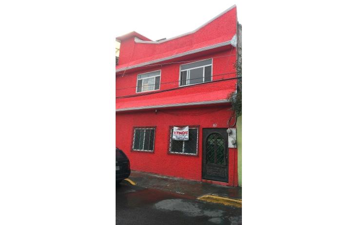 Foto de casa en venta en  , la loma, tlalnepantla de baz, méxico, 1684367 No. 01