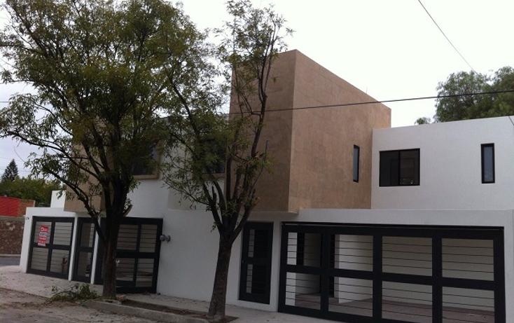 Foto de casa en venta en  , garcía diego, san luis potosí, san luis potosí, 1514092 No. 01