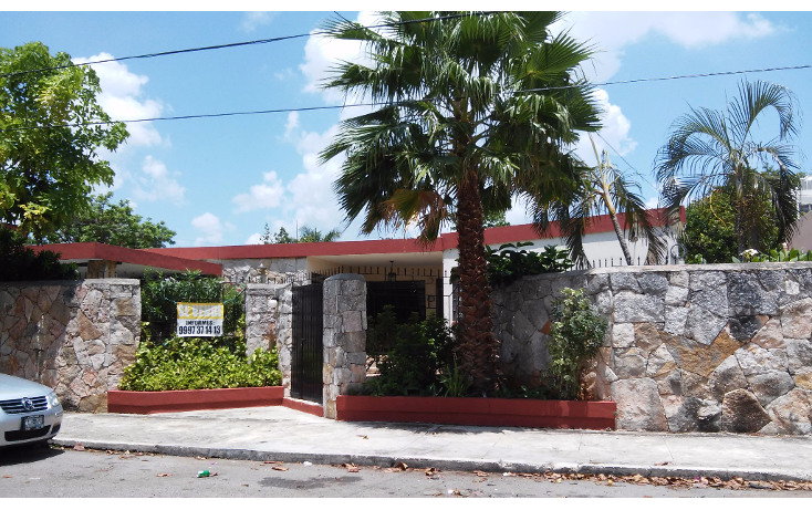 Foto de casa en venta en  , garcia gineres, mérida, yucatán, 1044661 No. 01