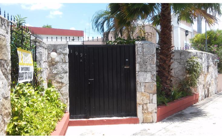 Foto de casa en venta en  , garcia gineres, mérida, yucatán, 1044661 No. 02