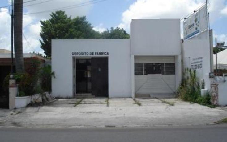 Foto de nave industrial en venta en  , garcia gineres, mérida, yucatán, 1073019 No. 01
