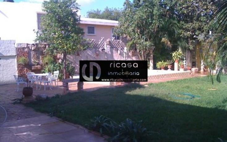 Foto de casa en venta en  , garcia gineres, mérida, yucatán, 1085363 No. 01