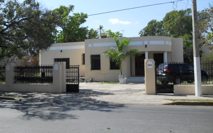 Foto de casa en venta en  , garcia gineres, mérida, yucatán, 1094925 No. 01