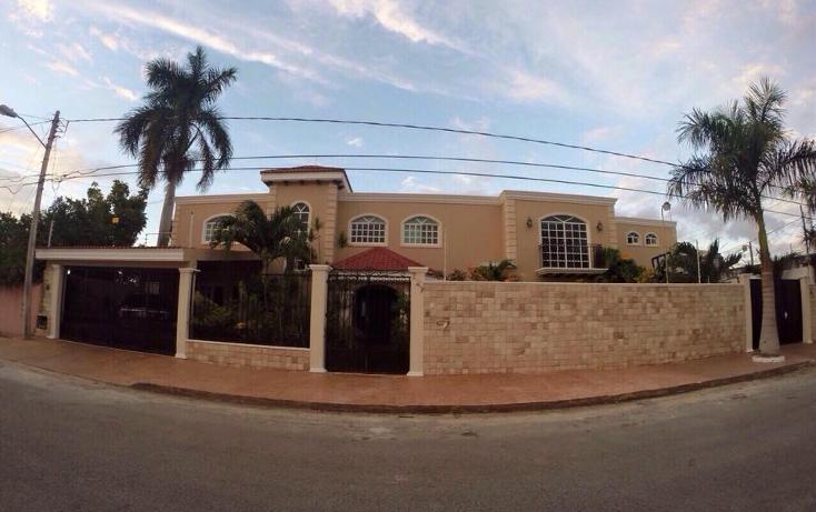 Foto de casa en venta en  , garcia gineres, mérida, yucatán, 1096497 No. 01