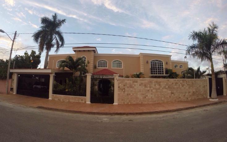 Foto de casa en venta en  , garcia gineres, mérida, yucatán, 1112835 No. 01