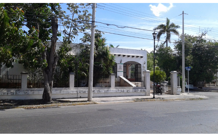 Foto de edificio en venta en  , garcia gineres, mérida, yucatán, 1229267 No. 01
