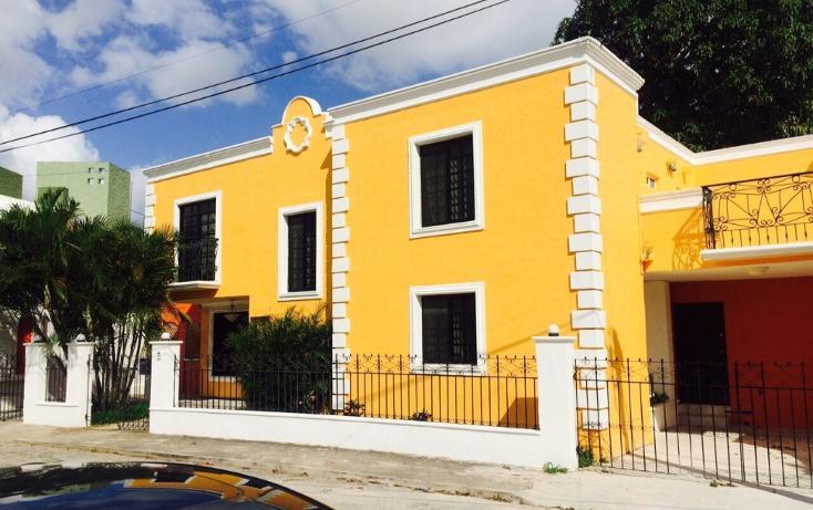 Foto de casa en renta en  , garcia gineres, mérida, yucatán, 1257053 No. 01