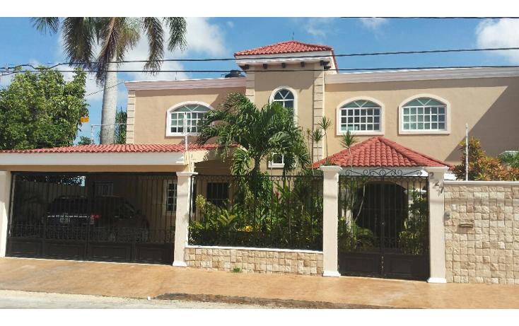 Foto de casa en venta en  , garcia gineres, mérida, yucatán, 1259399 No. 01